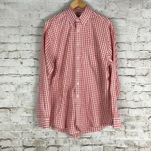 Brooks Brothers Long Sleeve Button Down  Large
